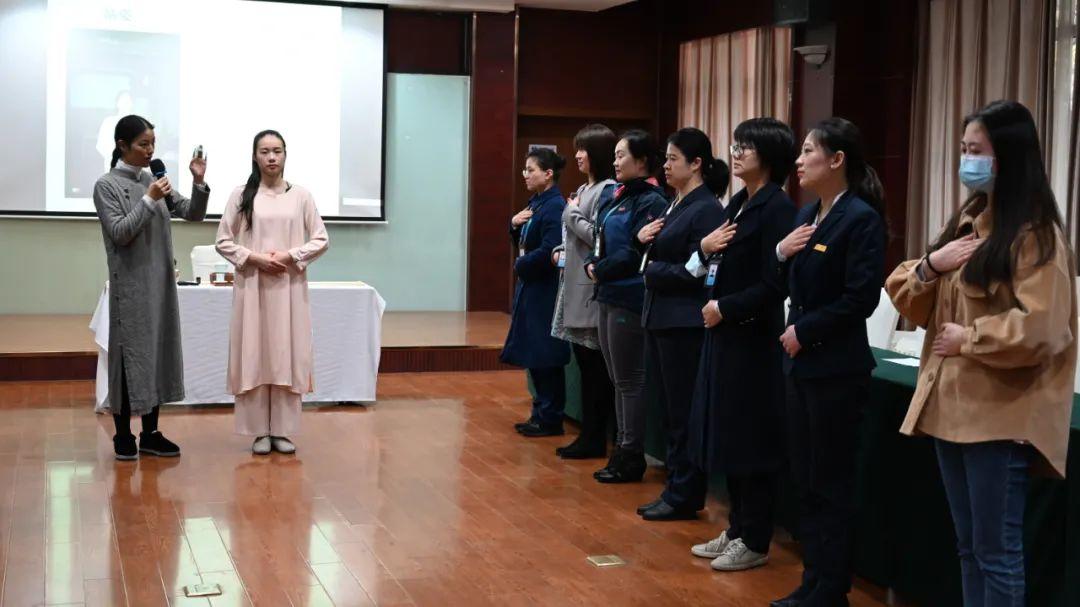 【觉茶道】企业课程丨受邀无锡苏南硕放国际机场