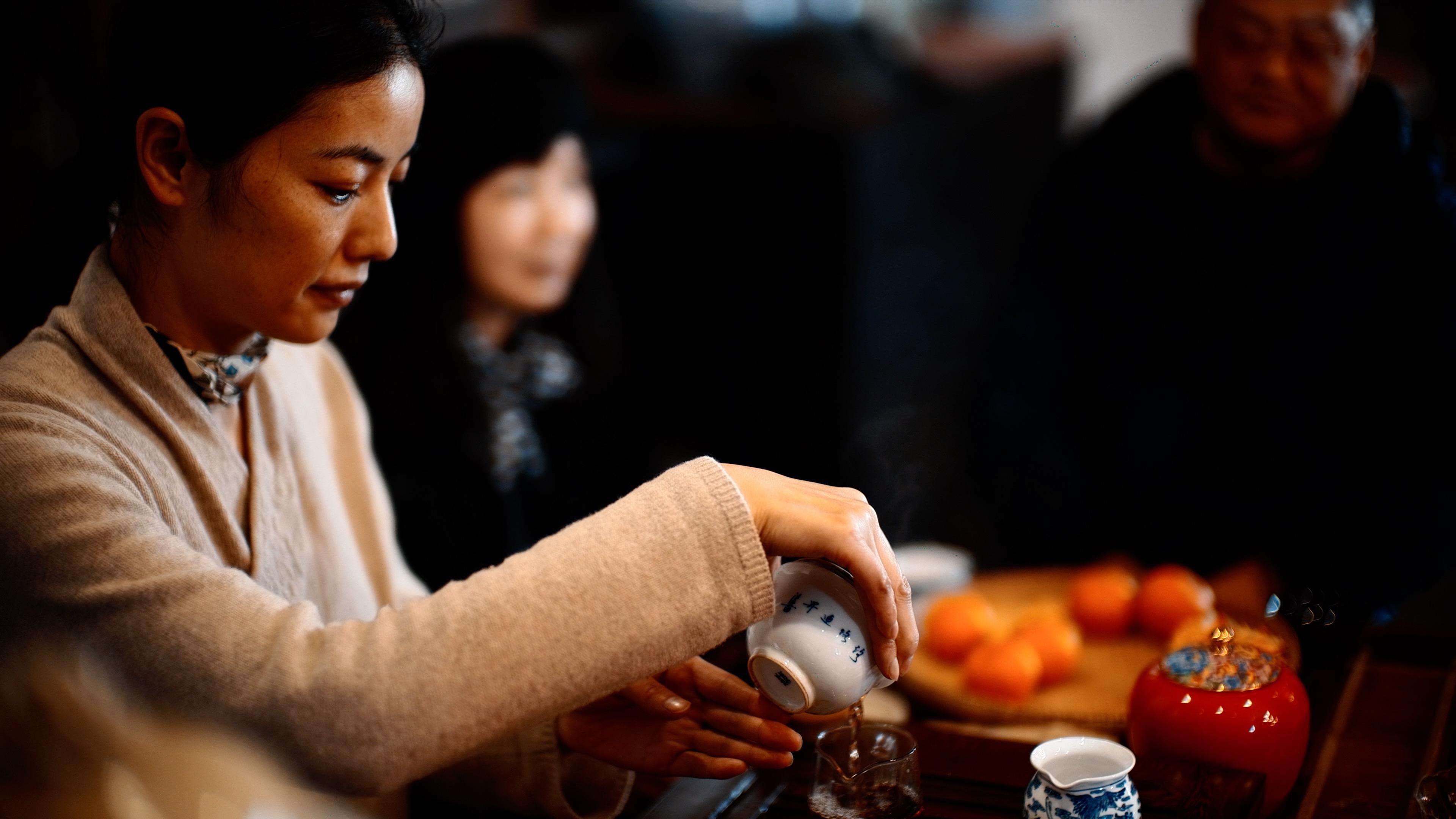 茶、花香、瑜伽、雅集,精微生活2021