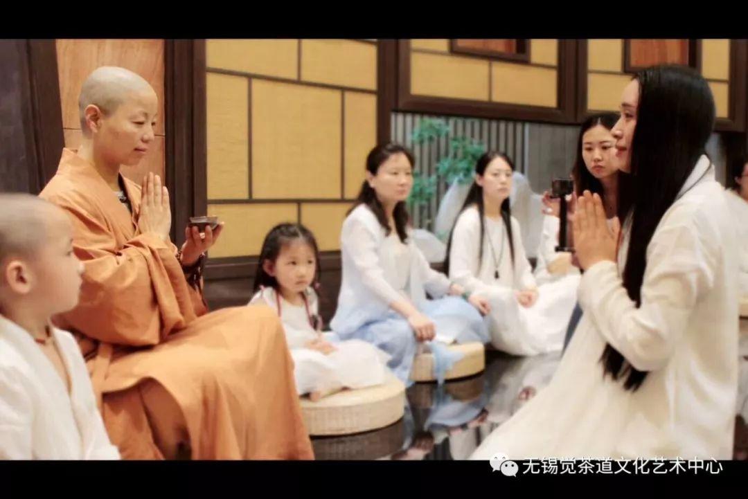 【觉茶道】浴佛节,牛首山佛顶宫浴佛禅茶供养