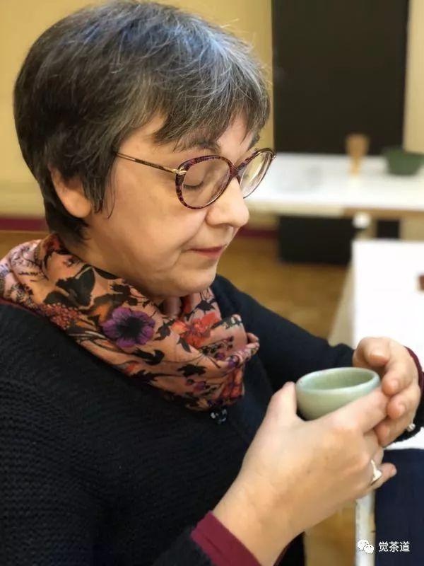 【觉茶道】汪云老师受邀法国巴黎东方文化中心