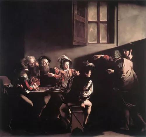 """卡拉瓦乔的""""酒窖光线法""""摄影运用"""
