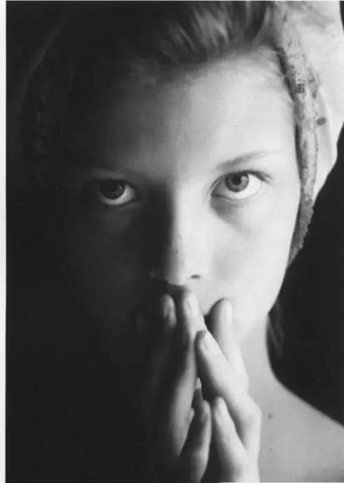 黑白摄影触及灵魂深处的颜色