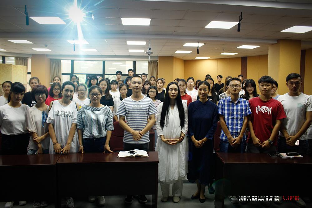 精微生活|觉茶道 茶文化走进湖北大学