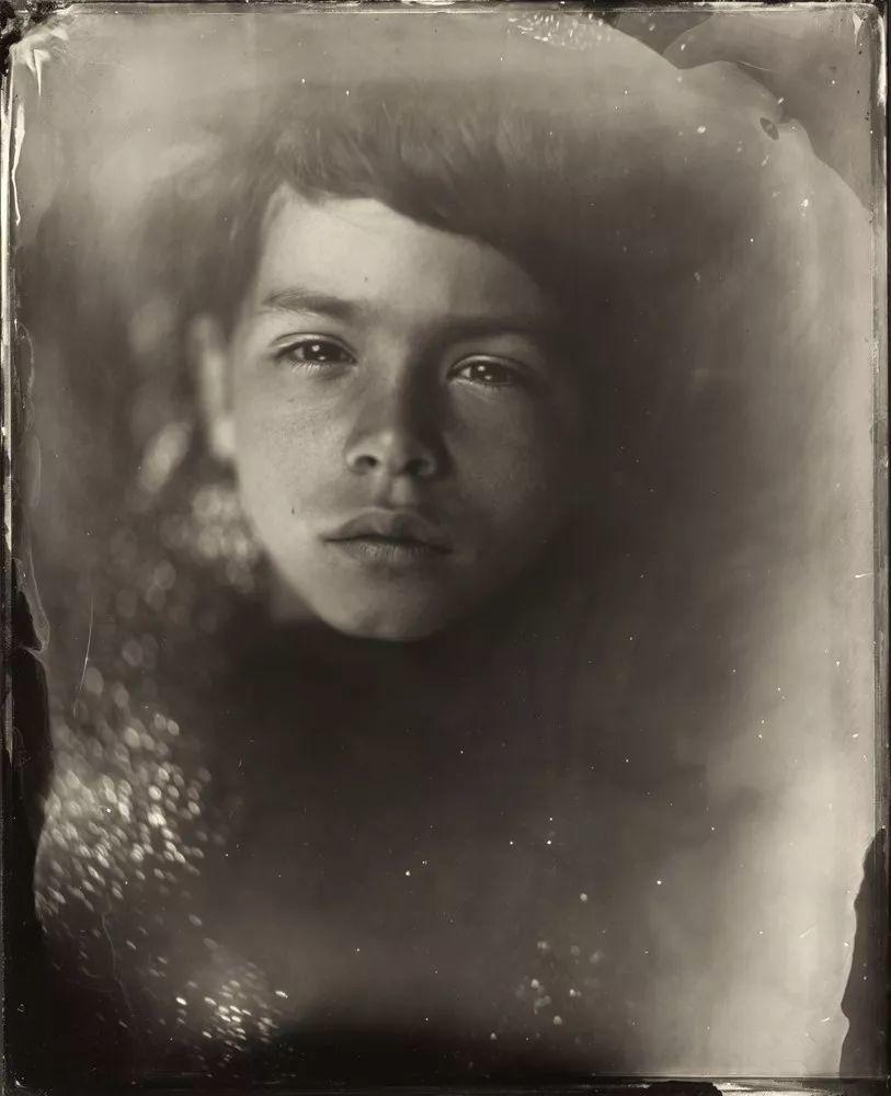湿版摄影-儿童肖像 | Jacqueline Roberts