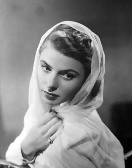 她的美冲破了黑白的世界:纪念英格丽·褒曼诞辰 100 周年