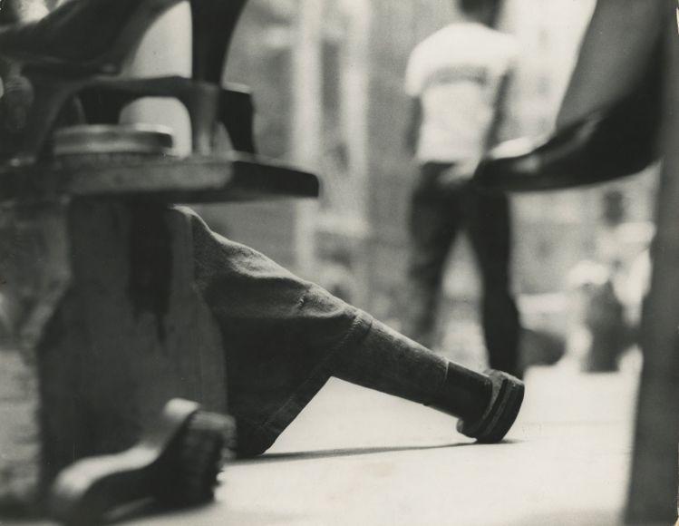 诗意的黑白 ‖ Saul Leiter