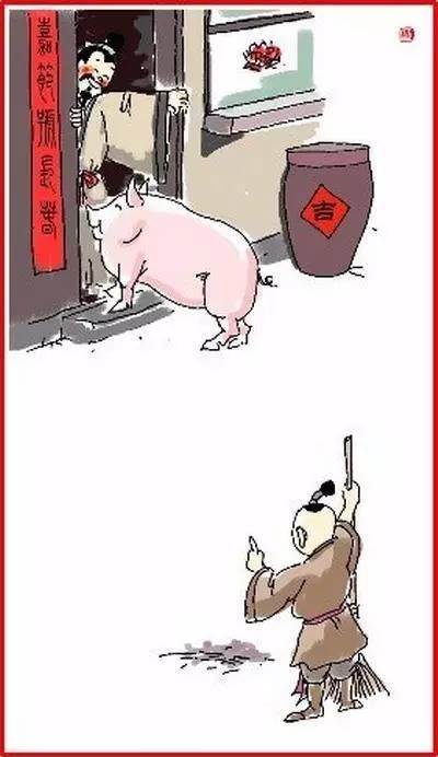 快过年了,春节习俗完整版,终于找全了!