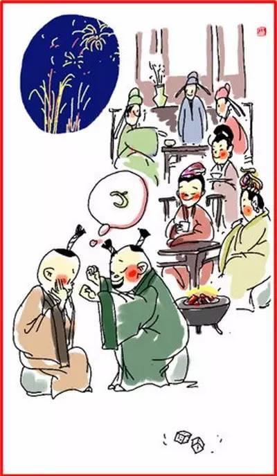 快过年了,春节习俗完整版