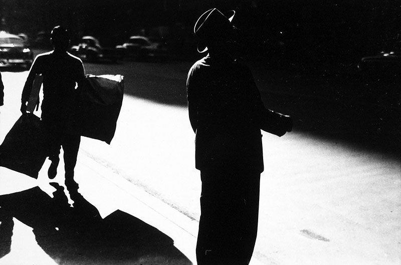Saul Leiter | 早期黑白摄影作品