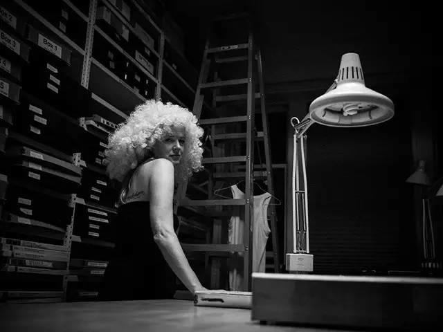 女摄影师Betina La Plante的黑白迷情
