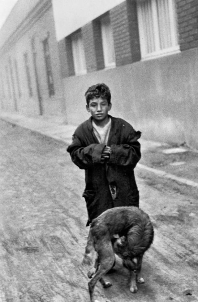 智利摄影界国宝,拉丁美洲首位马格南摄影师