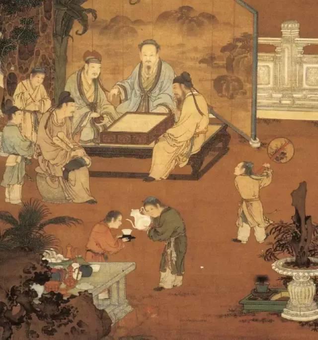 从明代大师茶画看明代民间茶事
