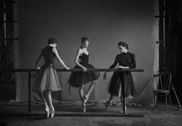 Peter Lindbergh | 纽约城市芭蕾舞团